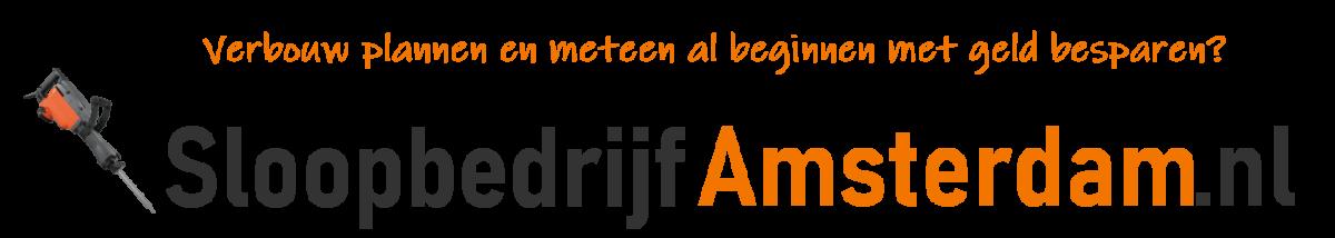 contact sloopbedrijf amsterdam
