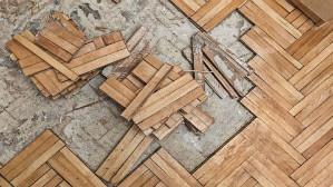 parketvloer verwijderen amsterdam